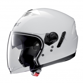 Moto helma Grex G4.1E Kinetic White 4