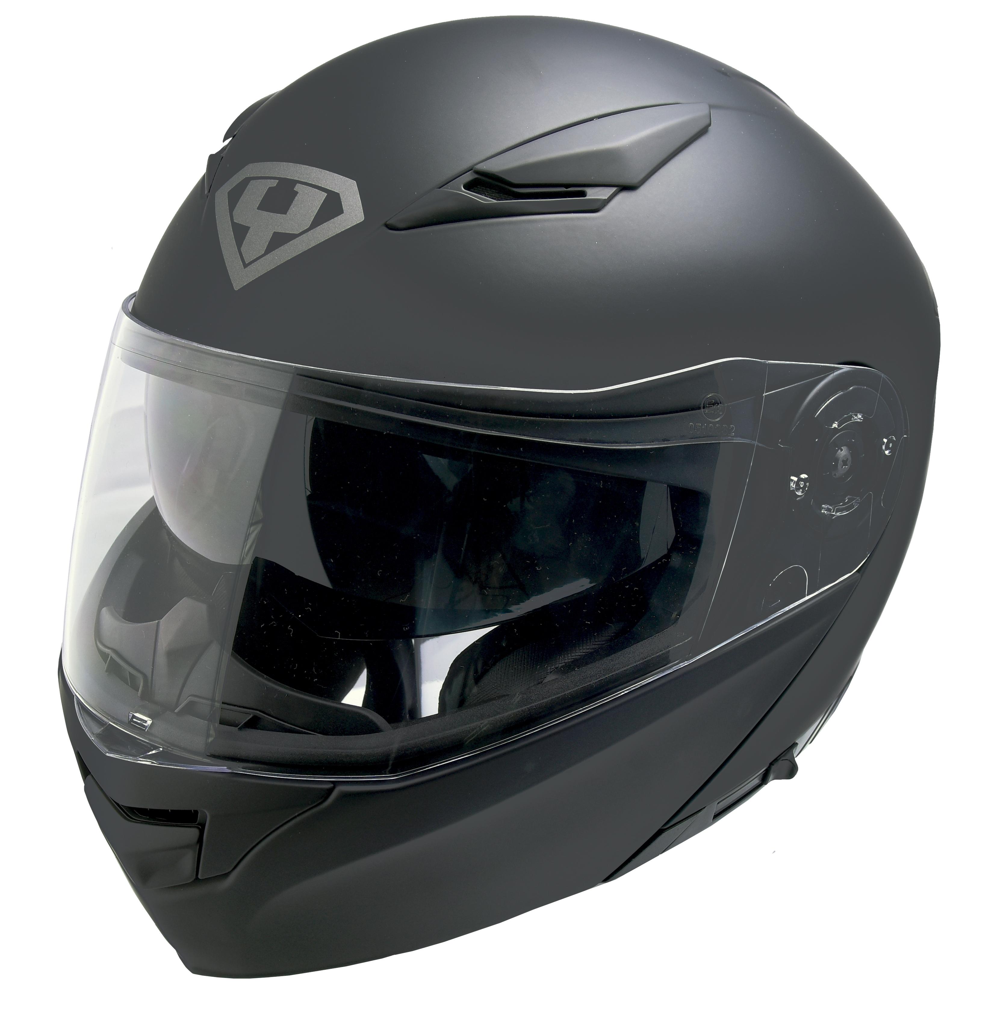 Moto helma Yohe 950 černá matná