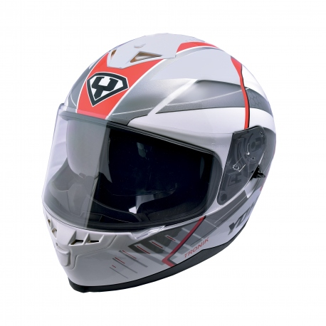 Moto helma Yohe 967-52, Red