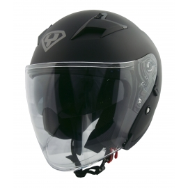 Moto helma Yohe 878-1 matná černá