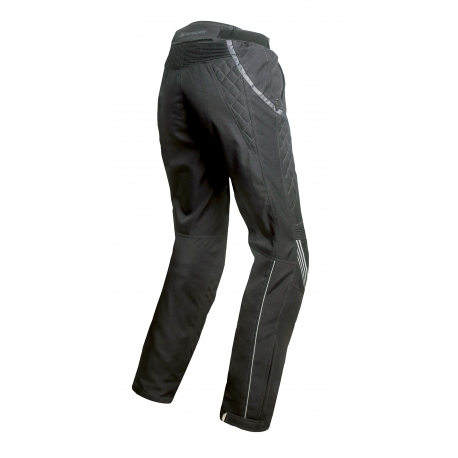 Pánské textilní moto kalhoty Spark Draft, černé
