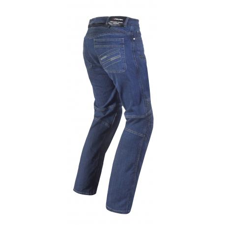 Pánské textilní moto kalhoty Spark Hawk, modré