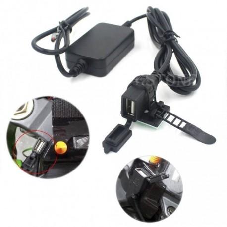 Lexin LX-UPC02 USB nabíječka na motocykl s dvojím rozhraním