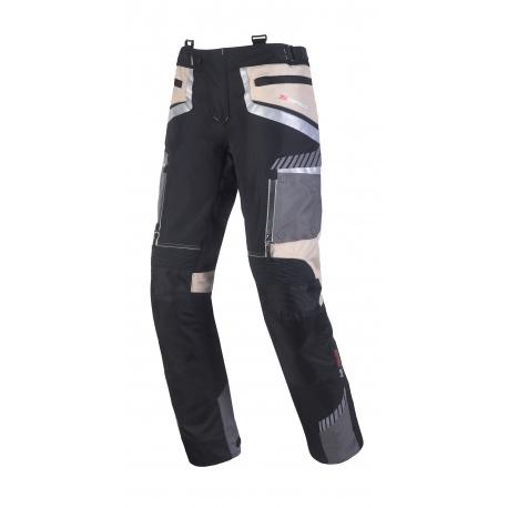 Pánské textilní moto kalhoty Spark Roadrunner, Sand