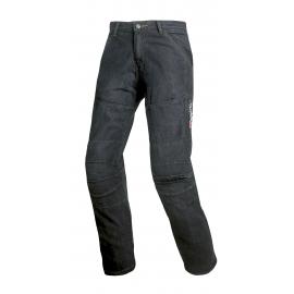 Pánské džínové moto kalhoty SPARK TRACK, černé