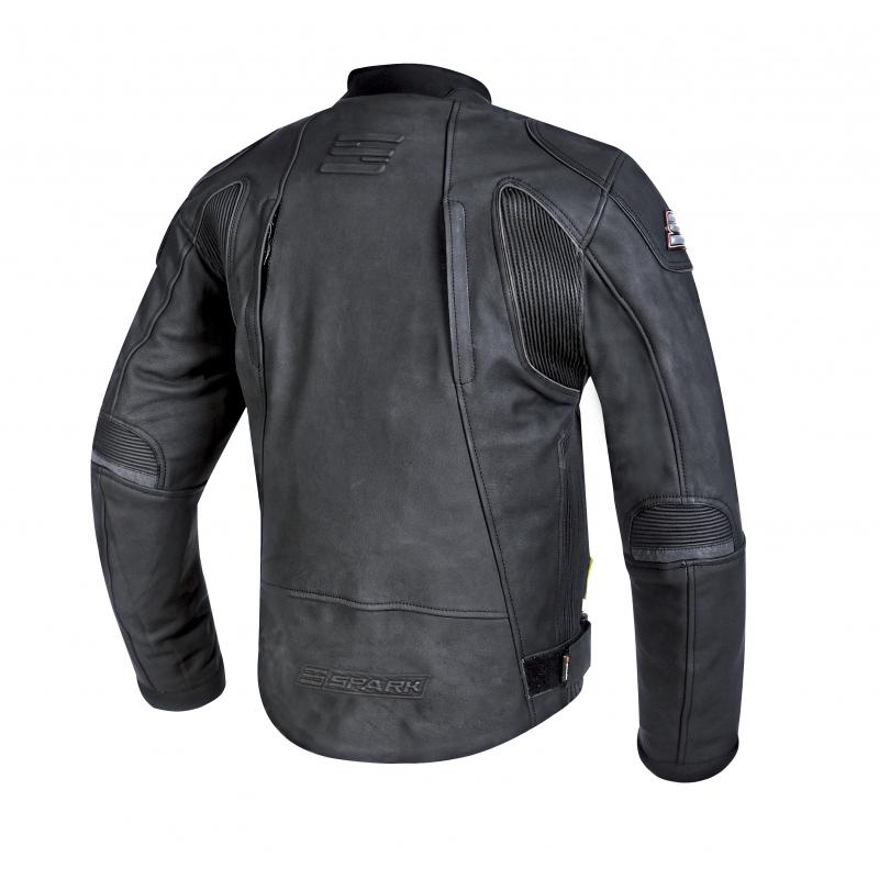 ... Pánská kožená moto bunda Spark Motostar - S 3b8771ac546
