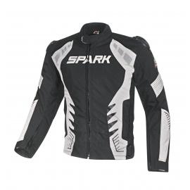 Pánská textilní moto bunda Spark Hornet, černá