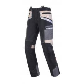Pánské textilní moto kalhoty Spark Roadrunner Sand