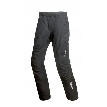 Dámské textilní moto kalhoty Spark Lady Like, černé