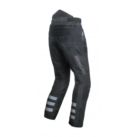 Dámské textilní moto kalhoty Spark Lady Nautic, černé