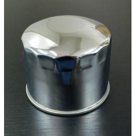 Highway Hawk olejový filtr pro motocykly HONDA (4 válce), chrom (1ks)