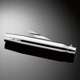 Univerzální koncovka / tlumič výfuku Highway Hawk TAPERED, průměr 38-45mm (1ks)