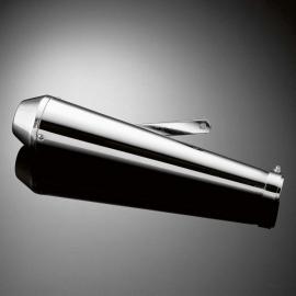 Univerzální koncovka / tlumič výfuku Highway Hawk MEGATON, průměr 38-45mm (1ks)