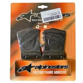 Středy podrážek pro motocyklové boty Alpinestars TECH 5/6/7/8, M6, SUPERVICTORY