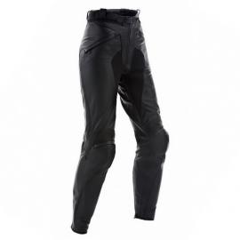 Dámské kalhoty na motocykl DAINESE FIREFLY LADY černé, kůže - Záruka na zboží 1rok
