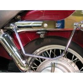 Podpěry brašen Highway Hawk pro motocykly HONDA VT750 C4/C5/C6 Shadow (2ks)