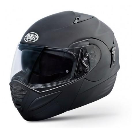 Moto helma Premier Thesis černá matná - L