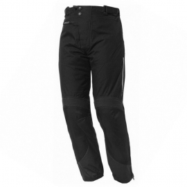 Dámské motocyklové kalhoty Held NELIX, textilní, REISSA, černé