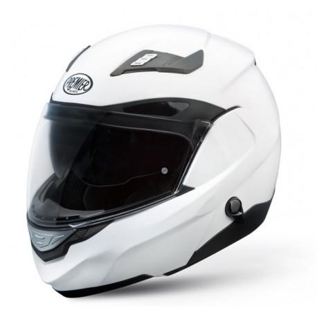 Moto helma Premier Voyager, bílá