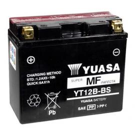 Baterie YUASA 12V 10Ah  YT12B-BS (dodáváno s kyselinovou náplní)