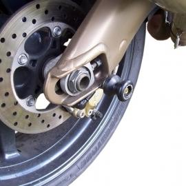 M6 Ochranné špulky do kyvky (pár) pro Aprilia RSV Mille, RSVR, Tuono