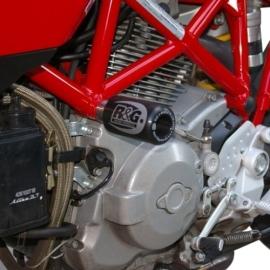 Padací chrániče, Ducati Monster '01- / MTS Multistrada / Monster S4RS, černé