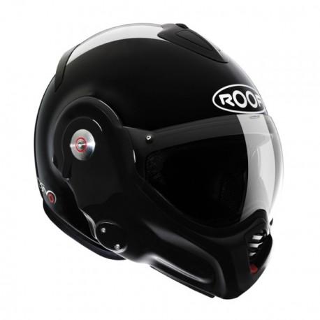 Moto helma Roof Desmo, černá matná