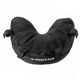 Taštička pod nosič Held TOOLBAG GS černá, objem 3l, Velcro system