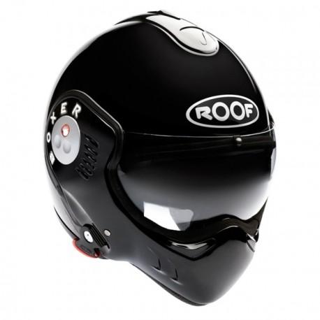 Moto helma Roof Boxer V8 UNI, černá matná