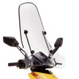 Velké čiré plexisklo KOMFORT pro Aprilia SportCity ONE