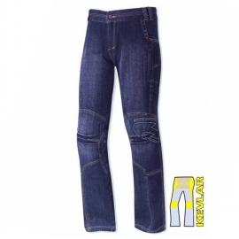 Skútr jeans kalhoty Held RACTOR vel.28 (délka 32), modré, kevlar