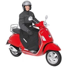 Nepromokavá pláštěnka/deka Held na scooter, černá, textil