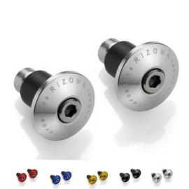 Koncovky řídítek - Zátky RIZOMA kónické, 13-18mm, (2ks)