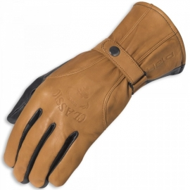 Kožené rukavice Held CLASSIC hnědé, kůže (pár)