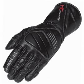 Kožené motocyklové rukavice Held SPARROW, černé (pár)
