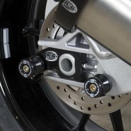 Přídavné ochranné špulky na kyvku (pár), BMW S 1000RR/R/XR, černé