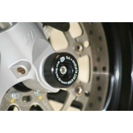 Chrániče přední vidlice, KTM 990 Super Duke / 950/990 SuperMoto (ne pro 990R), černé