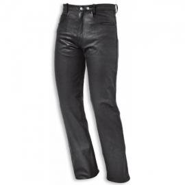 Dámské motocyklové kalhoty Held COOPER, černé, kůže