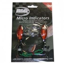 Mikroblinkry na motorku RG (pár)