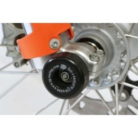 Chrániče přední vidlice, KTM 690 Enduro '08, černé