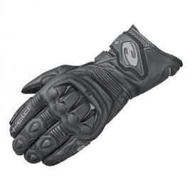 Sportovní motocyklové rukavice Held EVO-THRUX 2 černá, kůže