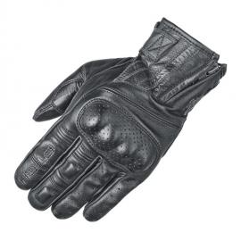 Letní motocyklové rukavice Held PAXTON černé, kůže