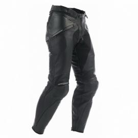 Pánské moto kalhoty Dainese ALIEN PELLE černá kůže
