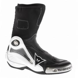 Motocyklové boty Dainese AXIAL PRO IN, bílá/černá (pár)