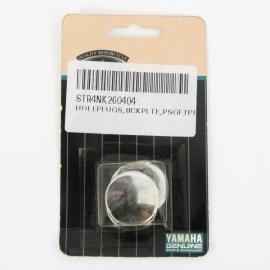 Zátka desky stupačky spolujezdce pro Yamaha Star. Original