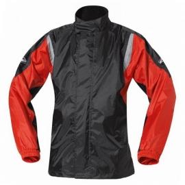 Nepromokavá motocyklová bunda Held MISTRAL II černá/červená