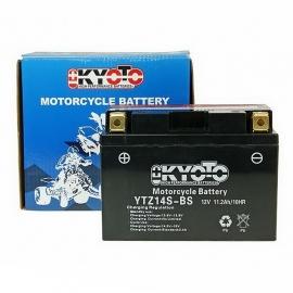 Baterie KYOTO 12V 11,2Ah  YTZ14S-BS (dodáváno s kyselinovou náplní)