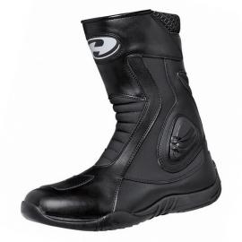 Moto boty Held GEAR černé, Hipora, kůže (pár)