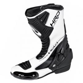 Motocyklové boty Held CARTAGENA SPORT černá/bílá, kůže (pár)