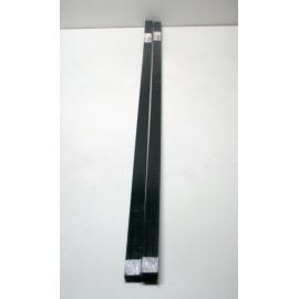 Skluz pro pás sněžný skútr Yamaha, černá, pár